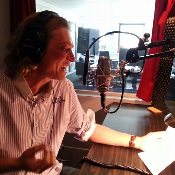 Peter de Gee bij Sky Radio